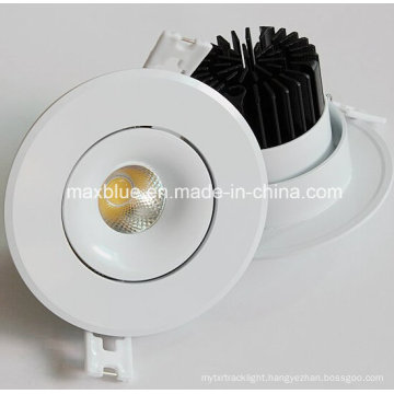 10W Recessed CREE COB LED Downlight