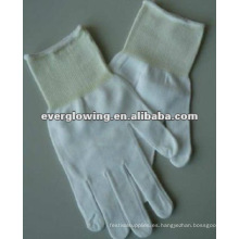 brillan en guantes oscuros divertidos