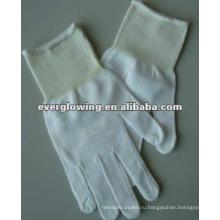зарево в темной перчатки весело