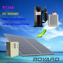 Climatiseur voiture 12 volts air absorbant solaire climatiseur de la chambre électrique (abris)