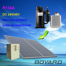 12 volt rv car air conditioner solar absorption air conditioner of electrical room (shelter)
