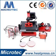 Alta calidad de 8 en 1 máquina de prensa de calor multipropósito