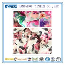 """56 """"fait main et tricotée 100% polyester plat imprimé ggt tissu 100d, 100d * 100d / 104 * 76"""