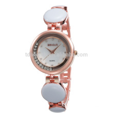 New Products Japan Movt Stainless Steel Case Back Watch