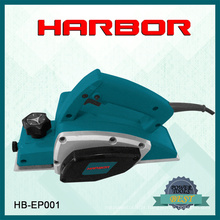 Hb-Ep001 Harbour 2016 Hot Vendendo Electric Bench Planer Mini Electric Planer