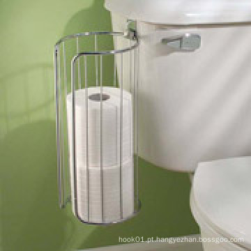 Interdesign Classico Over-The-Tank Papel higiênico 3 Roll Holder