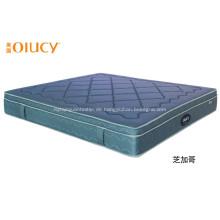Matratze aus 4D-Stoffqualität