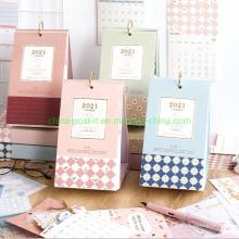 Pocket Calendar Notes Paper Pad