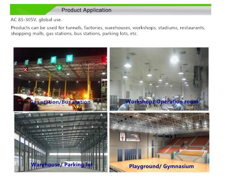 LED High Mast Light Application