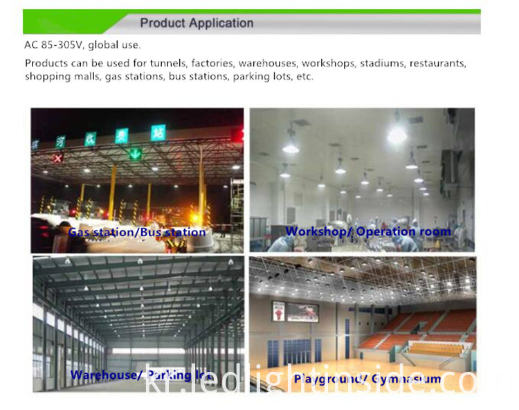 LED High Mast Light Application