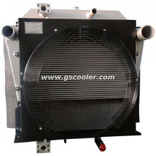 Refrigeradores de diseño cara a cara para máquinas de construcción pesada