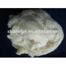 Chinese 100% tussah silk noils