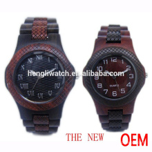 Fashion Ebony Watch, Wooden Watches (JA-15013)