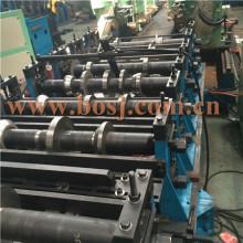 Supermarkt Kaltraum Stahl Lagerung Display Rack Roll Forming Produktionsmaschine Jordanien