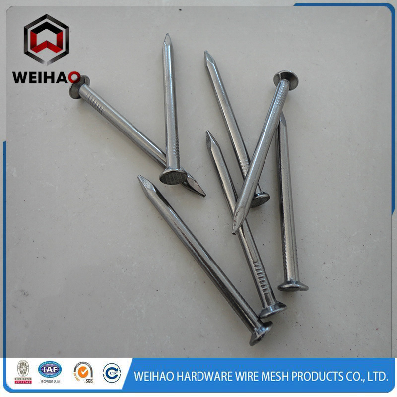 Endurable High Quality Galvanized Comman Nails