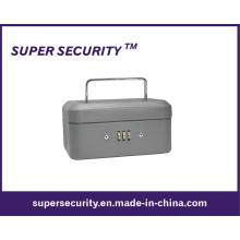 Caja de dinero extra pequeña con cerradura de combinación (STB0306)