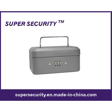 Extra Small Cash Box with Combination Lock (STB0306)