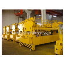 (Pulley Moved) Hydraulic Automatic Container Spreader
