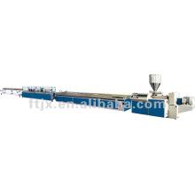Chaîne de production de profil en plastique PE / PPR / PVC / bois de FUTIAN