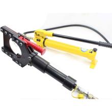 Les ciseaux de câble résistants d'extracteur de vitesse d'engrenage de fournisseur d'usine ont coupé le coupeur d'acier hydraulique électrique