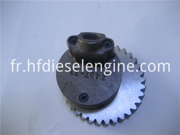 FL511 oil pump 4