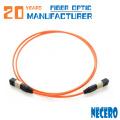 Adaptador de cabo óptico de fibra de alta confiabilidade