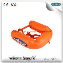 Inflável vencedor Logo Water Saving Rescue Tube