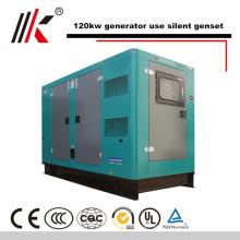 Generador diesel 150kva para la venta con el precio del generador diesel del motor de 150 kva del cums