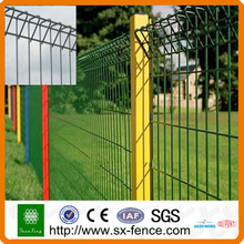 Double circle fence wire mesh for sale