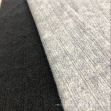 Striped Line Jacquard Woolen Fabric