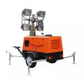 Diesel Generator Powered by Kubota