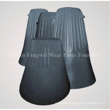 OEM Foundry High Manganese Sand Casting Cone Crusher Parts
