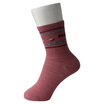 Pink Ankle Girl Socks