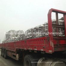 Lingots d'aluminium de meilleur alliage de lingot d'alliage d'aluminium 99%