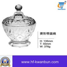 Functional Glass Salad Bowl with Lid Home Decoration Use