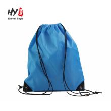 Nuevo producto personalizado mochila no tejida