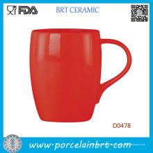 Chine Tasse en céramique facultative de la couleur 12oz classique
