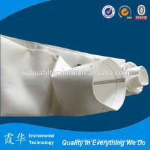 Medical waste incinerator filter bag for air filters
