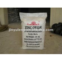 Cosmetics grade zinc oxide
