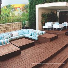 Hollow composite plastic wooden floor outdoor terrace ecological floor