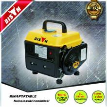 110v 2.5hp 600watt gerador de gasolina 950 0.5kw 500w