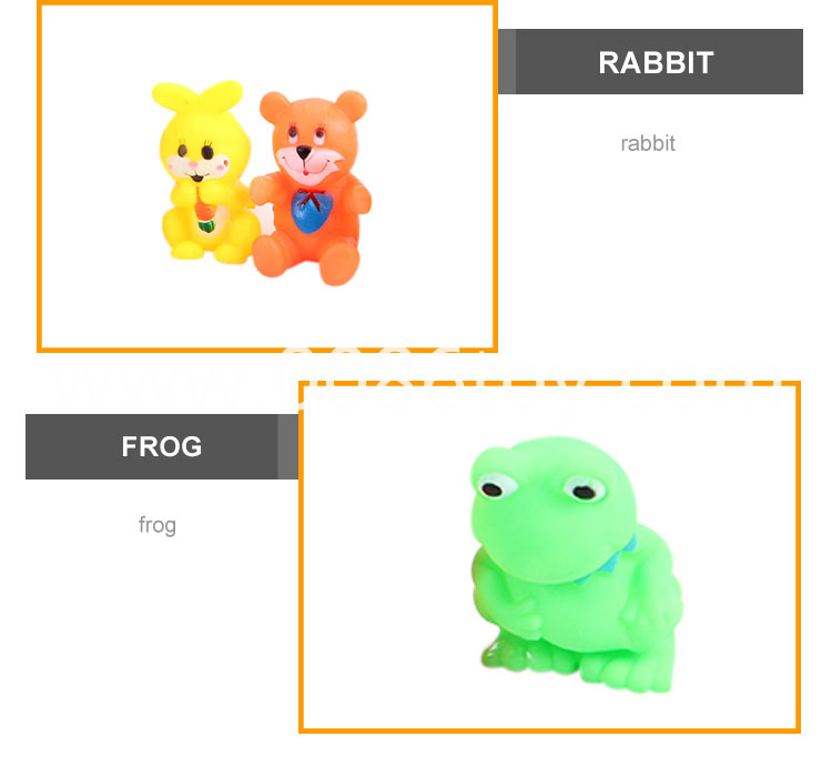 children rubber toys3