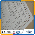galvanized perforated metal mesh, perforated metal aluminum mesh speaker grille
