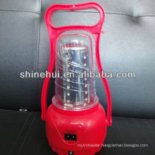 super bright white rechargeable 36 led solar lantern