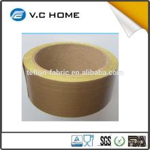 """PTFE -Stock et largeurs de fentes personnalisées de rouleaux de 1/2 """"à 41"""" de largeur avec un adhésif en silicone ou en acrylique"""