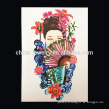 OEM Wholesale bands tattoo for arm tribal arm for girl tattoo nationalize arm band tattoo W-1047