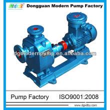 ZX series horizontal self priming centrifugal water pump