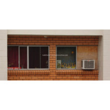 Theftproof Diamond Grille Aluminium Sliding Windows