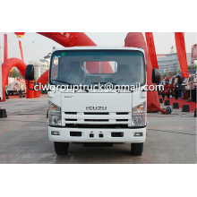 ISUZU 600P Box Van Truck Hot Sale