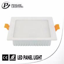 Die Casting ADC12 Aluminio 16W LED Backlit Panel Luz Vivienda (Cuadrado)
